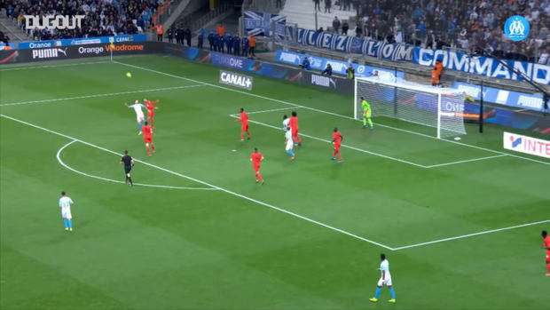 Balotelli's perfect header vs Nice