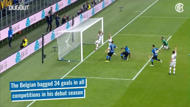Romelu Lukaku: the record breaker at Inter