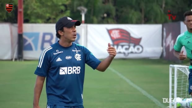Flamengo keep training ahead of Internacional clash at Maracanã