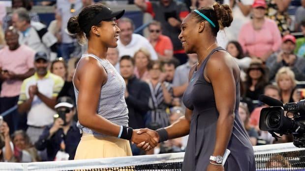 Naomi Osaka and Serena Williams will meet in the Australian Open semi-final round.