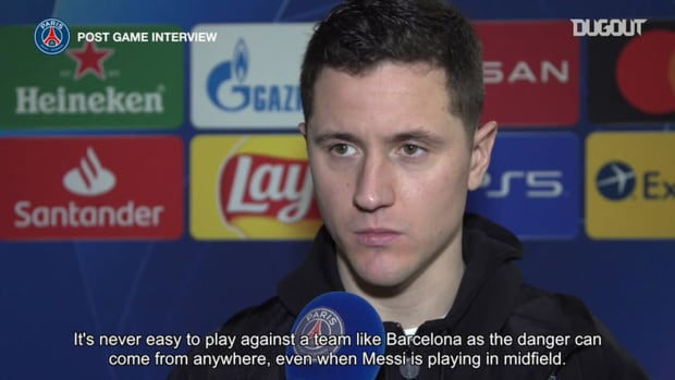 Ander Herrera: ' We put in a very thorough performance, we were very disciplined. '