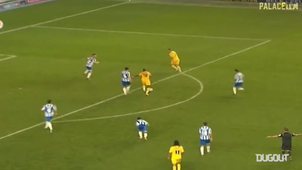 Crystal Palace's classic goals at the AMEX