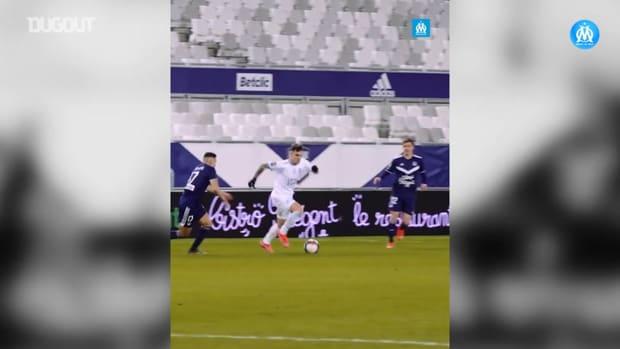 Pol Lirola's great game vs Bordeaux