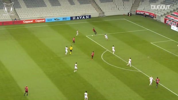 Brasileirão's top three goals of matchweek 36