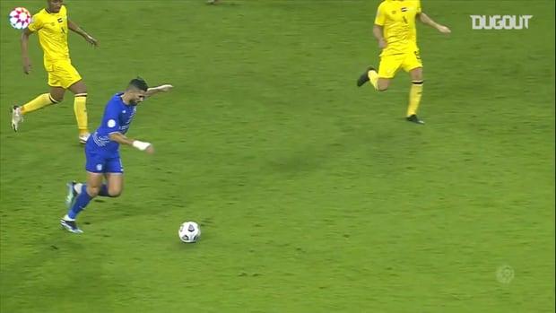 Highlights: Al-Nasr 0-1 Al-Wasl