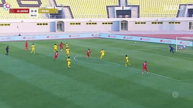 Highlights: Ittihad Kalba 0-6 Al-Jazira