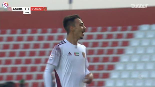 Highlights: Shabab Al-Ahli 2-2 Al-Wahda