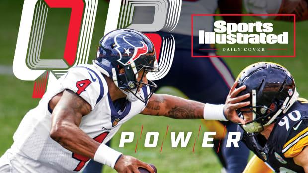 SI Daily Cover: Deshaun Watson and the empowerment of star quarterbacks