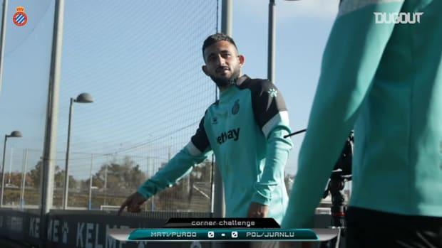 RCD Espanyol's corner challenge