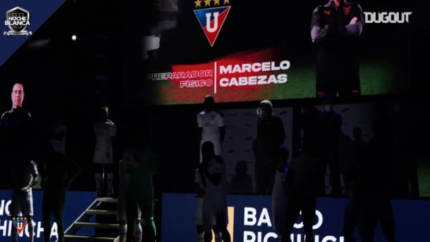 Liga de Quito unveil their 2021 squad and kit
