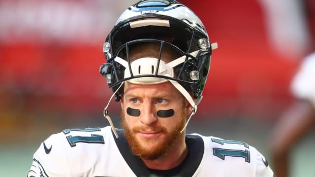 Philadelphia Eagles quarterback Carson Wentz has been acquired by the Indianapolis Colts, according to NFL insiders Adam Schefter and Chris Mortensen.