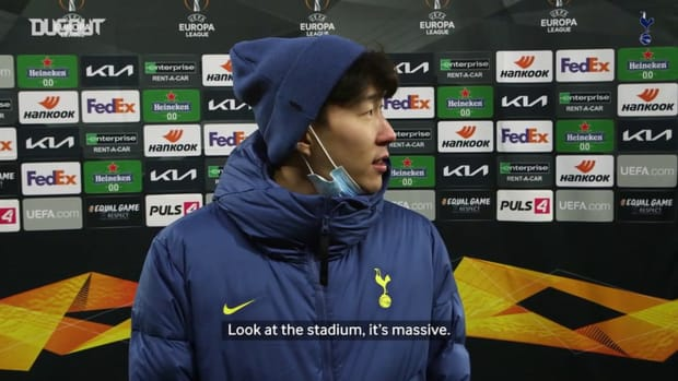 Heung-min Son on his 'close relationship' with Gareth Bale