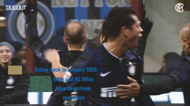 The notorious Milan derby