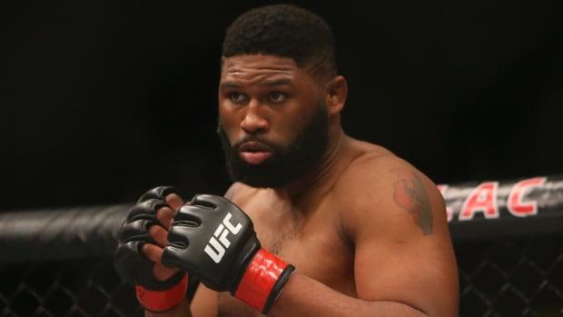 UFC MMA Curtis Blaydes