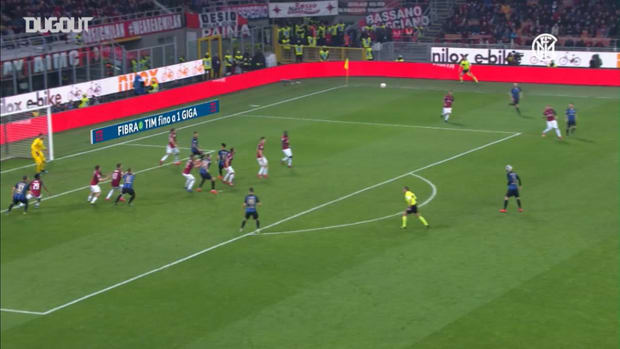 Inter's top 5 goals at AC Milan