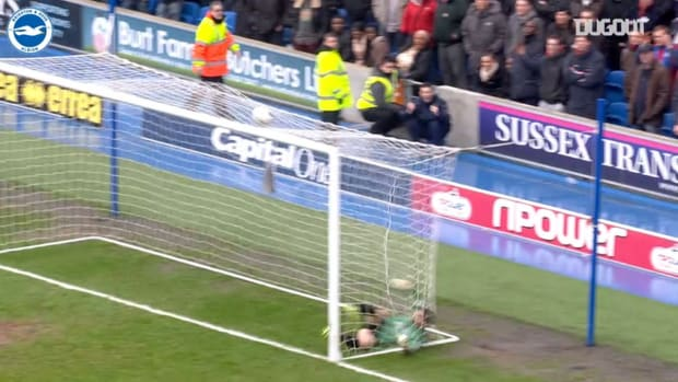 David López's stunning free-kick vs Crystal Palace