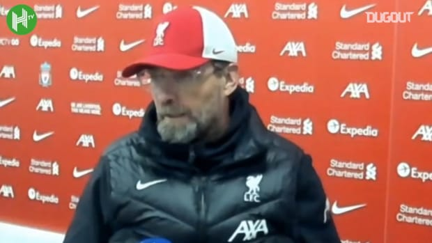 'Hurt' Jürgen Klopp talks after Merseyside derby defeat