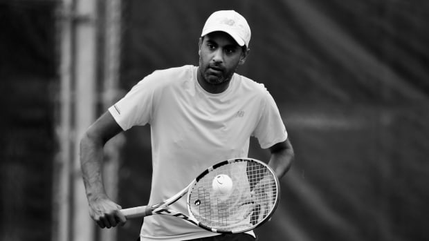 Doubles tennis ace Rajeev Ram