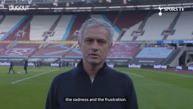 Jose Mourinho gives assessment of West Ham defeat
