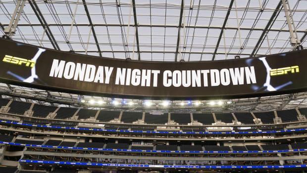 "ESPN's ""Monday Night Countdown"""