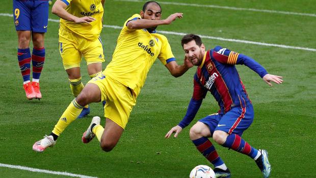 Messi-Cadiz-Appearances