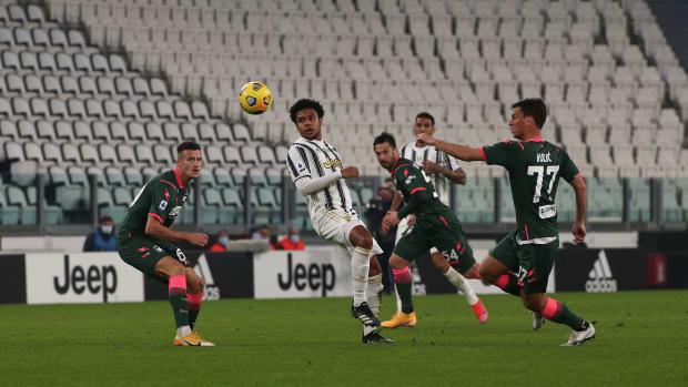 Weston-McKennie-Juventus-Crotone