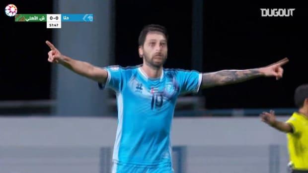 AGL Matchday 17 highlights: Hatta 1-2 Shabab Al-Ahli