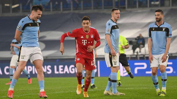 Jamal-Musiala-Bayern-Munich-Lazio
