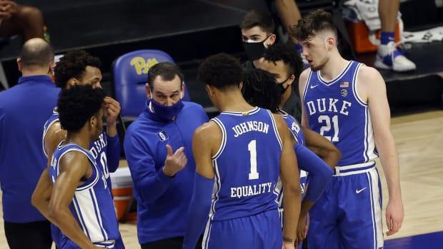 Duke Coach K