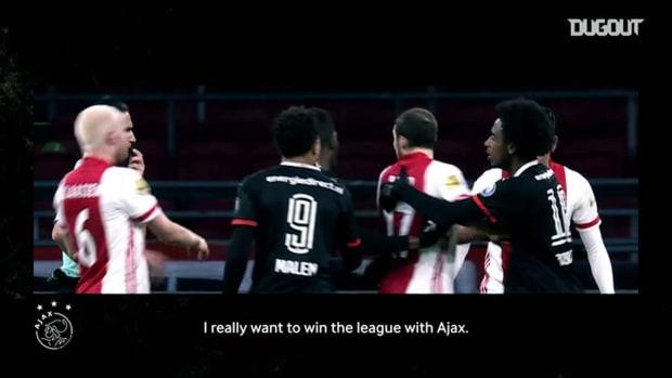 Edson Álvarez on his dream of winning the Eredivisie with Ajax