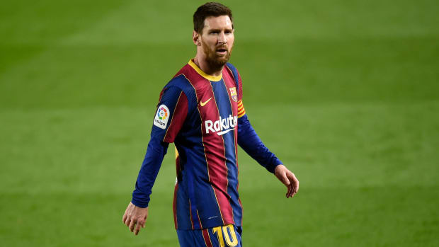 Messi-Elche-Barcelona