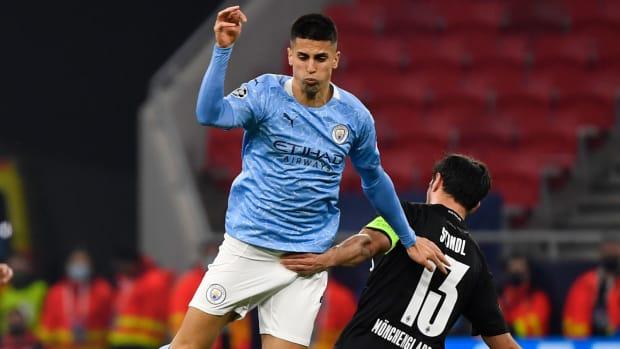 Manchester City beats Borussia Monchengladbach