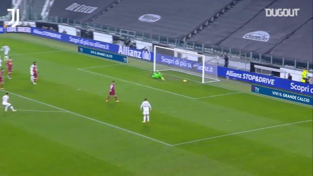 Juventus' 2-0 success against AS Roma