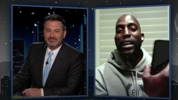 "Kevin Garnett on ""Jimmy Kimmel Live!"""