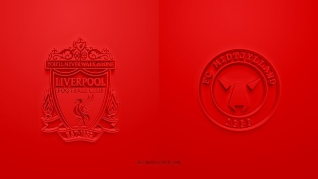 liverpool-fc-vs-fc-midtjylland-uefa-champions-league-group-d-3d-logos-red-background-besthqwallpapers.com-1024x640