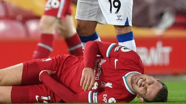 Hebnderson-injury