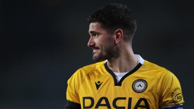 De Paul seen as Wijnaldum replacement for Liverpool