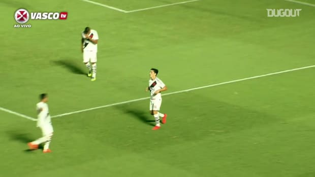 Vasco beat Goiás at São Januário