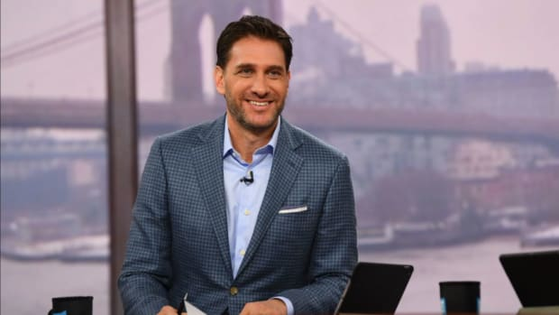 ESPN's Mike Greenberg