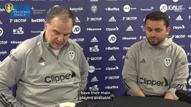 Bielsa: 'I always prefer opponents to have their main players available'