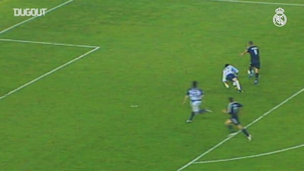 Ronaldo Nazário's brace against Real Sociedad