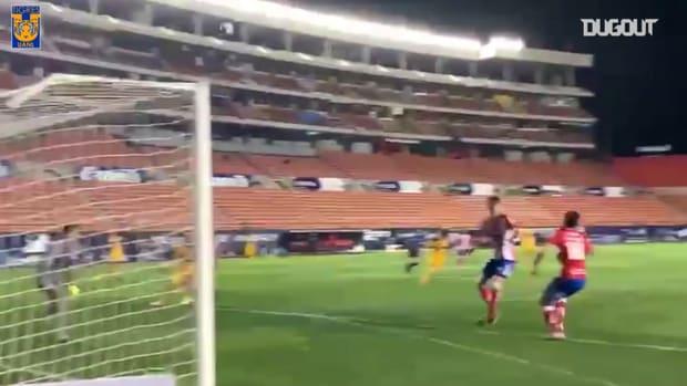 Pitchside: Nico López's brace vs Atlético San Luis