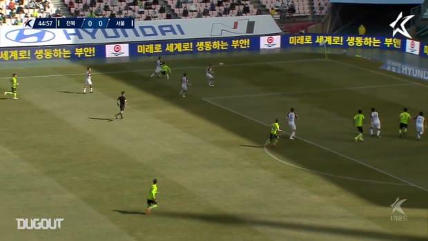 Jeonbuk 2-0 Seoul: Modou Barrow seals opening day win