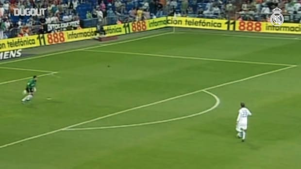 David Beckham's counter goal against Real Sociedad