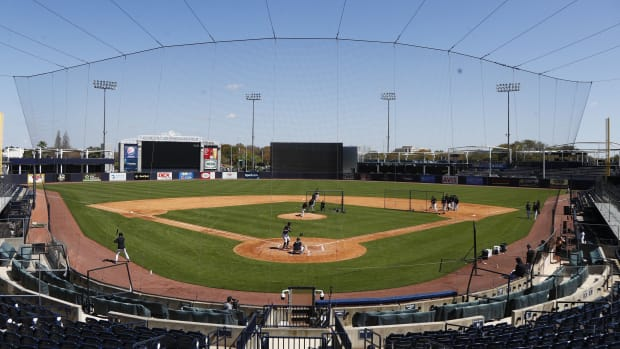 George M. Steinbrenner Field simulated game
