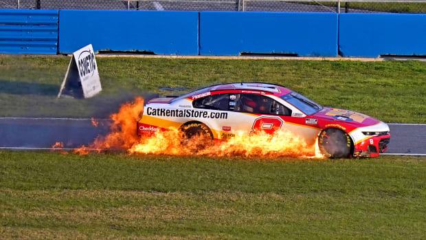 NASCAR Tyler Reddick