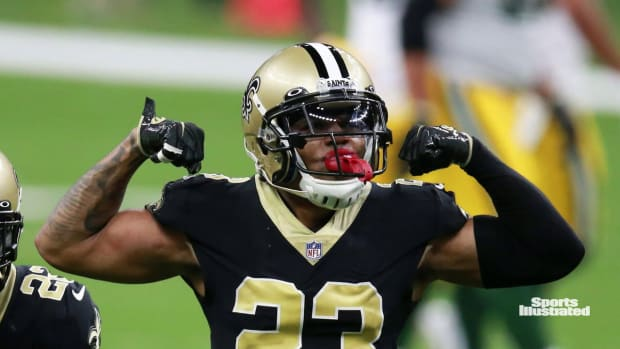 Marshon Lattimore Could Be Great Option For Browns Secondary, But Hurdles are Sizable