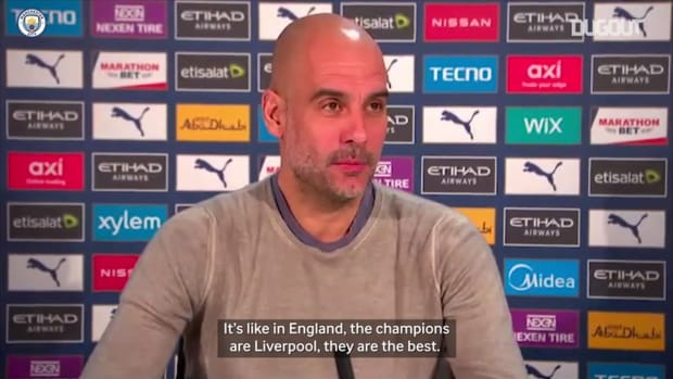 Pep: 'To be the best team in the world you have to win trophies'