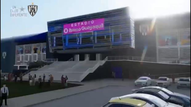 Independiente del Valle's new stadium project