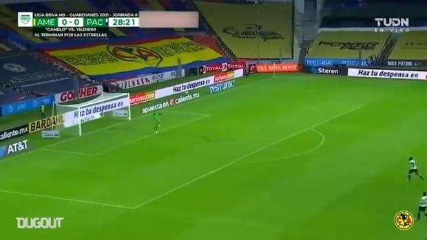 Club América's 2-0 win vs Pachuca